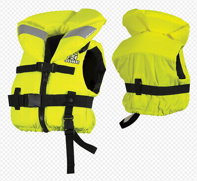 Gilet jet-ski Enfant - Jobe Comfort Boating Vest Youth Yellow - XS-S