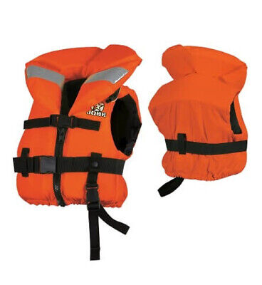 Gilet jet-ski Enfant - Jobe Comfort Boating Vest Youth Orange - M-L