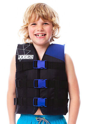 Gilet jet-ski Enfant - Jobe Nylon Vest Youth Blue