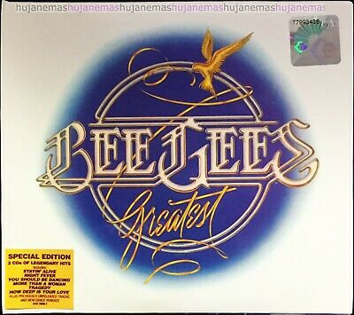 BEE GEES Greatest Legendary Hits 2007 SPECIAL EDITION DIGIPAK 2CD RARE FREE SHIP