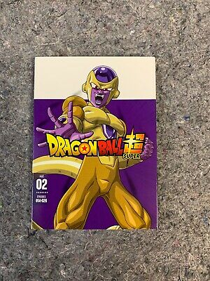 Dragon Ball Super Second Part 2 Two Episodes 014-026 DVD