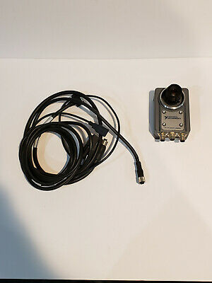 National Instruments 1774 SMART CAMERA with lens and cables