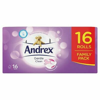 Andrex Gentle Clean 16Roll