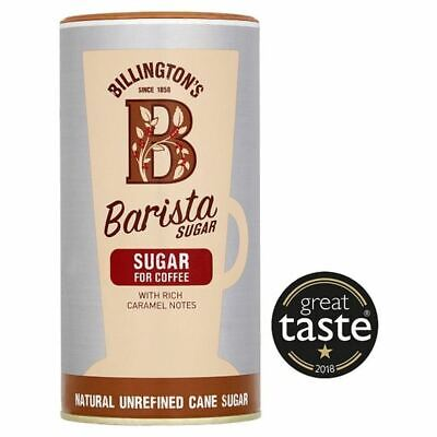 Billingtons Barista Coffee Sugar 400G