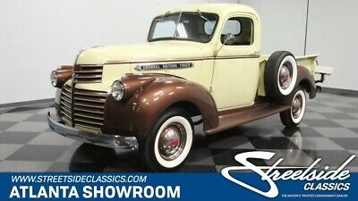 1947 GMC 1/2 Ton Pickup -- HIGHLY ORIGINAL GMC, RUNS AND DRIVES GREAT, AWESOME COLORS, 228 CI INLINE 6, 3SP