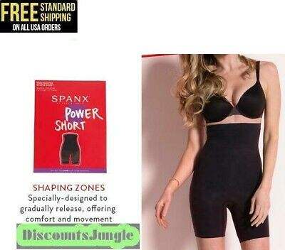 NWT Spanx Assests Star  Power Mid Thigh Shaper Short Nude Size G Plus  Beige  3X