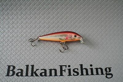 Rapala Team Esko,Color : SRB ,Rare ,Made in Finland,--New without box!!!