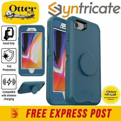 Otterbox Otter + Pop Defender Rugged Case For Iphone 8/7 - Winter Shade