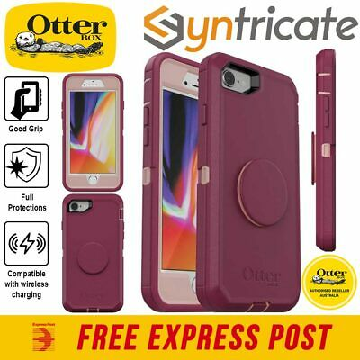 Otterbox Otter + Pop Defender Rugged Case For Iphone 8/7 - Fall Blossom