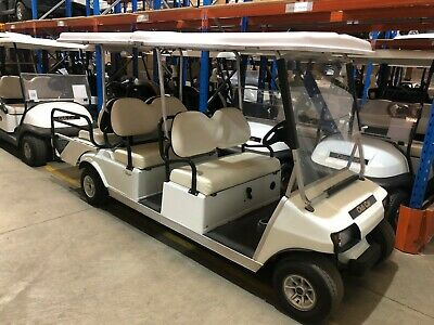Club Car Villager 6 Golf Cart Buggy Buggie 48V Electric Resort Battery Charger