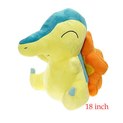 6.5 inch Pokemon G3 Cyndaquil Plush Toy Stuffed Doll Anime Collectible Gift