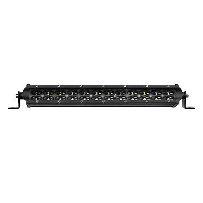 12Inch LED Light Bar 2 ROWS Driving Offroad Spot Flood Combo 4WD Work Lamp 10''