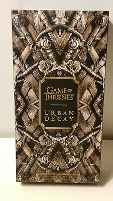 *READY TO SHIP* Urban Decay Game of Thrones Eyeshadow Palette Limited Edition