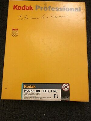 Kodak Professional Panalure Select RC FL Glossy Paper 8x10 Sealed 100 Sheet
