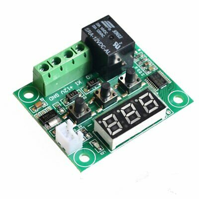 XH-W1209 Digital LED Display Thermostat Temperature Controller Switch Module FG