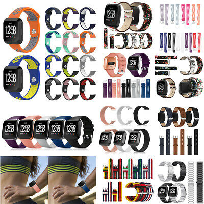Various Style Replacement Wrist Band Watch Strap For Fitbit Versa Smart Bracelet