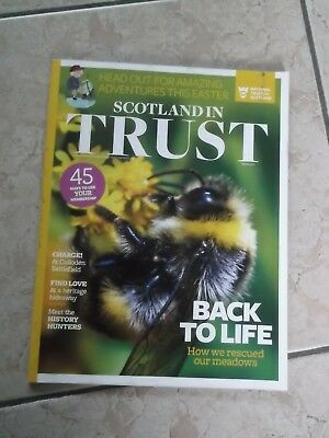 Scotland in Trust Magazine Spring 2017 National Trust for Scotland
