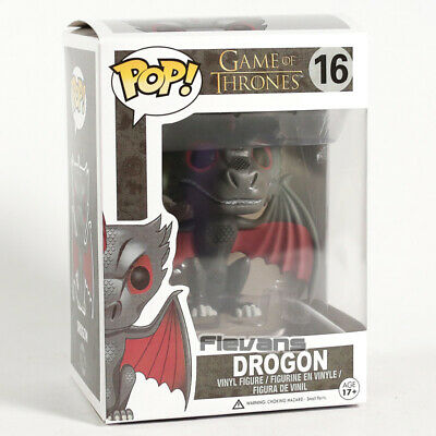 Juego De Tronos / Game Of Thrones - Figura Drogon / Drogon Figure (Funko Pop!)