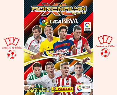 SuperCrack / Balon de Oro / Edicion Limitada - Adrenalyn Liga 2015/2016 | Card