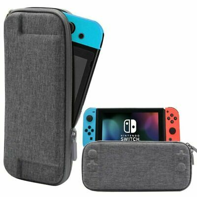 Portable Carrying Case Hard Shell Travel Bag Pouch for Nintendo Switch Console