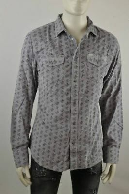Diesel Wati Shirt Men's Shirt Long Sleeve Shirt Leisure Shirts Size Selectable