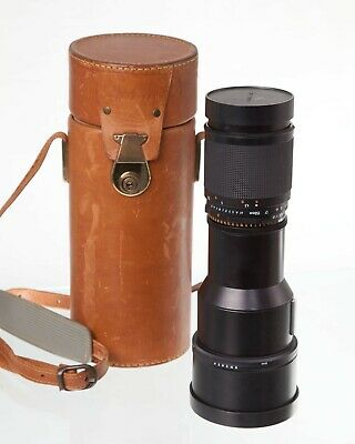 HASSELBLAD Carl Zeiss Tele Tessar T* CF 350mm F5.6 MF Lens w/ Leather Case
