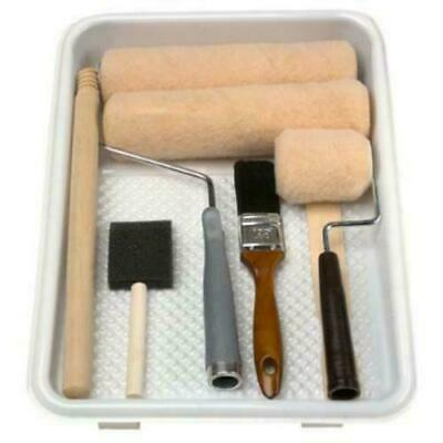 Linzer RS611 Roller & Tray Set 11 Pieces, FREE SHIPPING