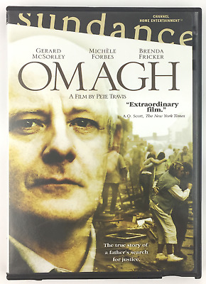 Omagh (DVD, 2005) SUNDANCE IRELAND IRA DRAMA DUBLIN UK GOOD FRIDAY DISTURBING