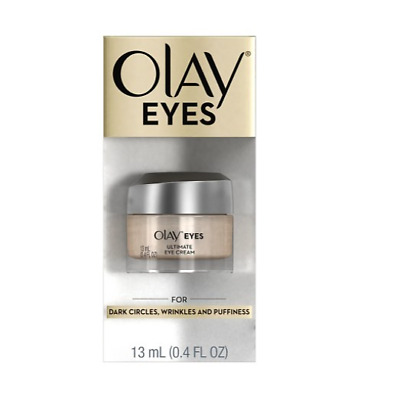Olay Eyes for Puffiness, Dark Circles, and Wrinkles Full Size 13 ml .4 fl Oz