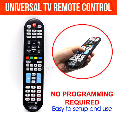 Universal LCD LED HD TV Remote Control SONY SAMSUNG LG SHARP SANYO PANASONIC AU