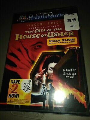 fall of the house of usher 1960 movie rating