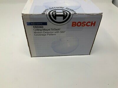 Bosch DS9360 Ceiling Mount Motion Detector New