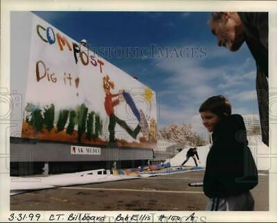 1999 Press Photo Billboard - orb00966