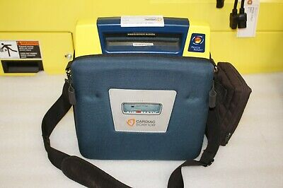 Cardiac Science Powerheart G3 AED and Carrying case