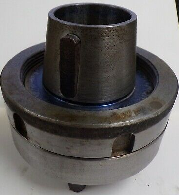 Collet Lathe Chuck, 7 1/2'' Od, 3/14'' Through Hole Dia., 7 1/8'' Through Hole