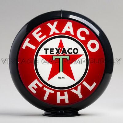 "Texaco Ethyl 12/"" Vinyl Decal DC178"