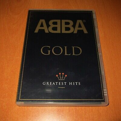 Abba - Gold Greatest Hits ( Dvd , All Region ) ~ Excellent !