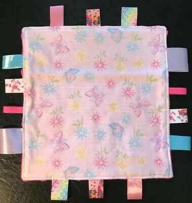 Baby Taggy Blanket Baby Taggie Blanket