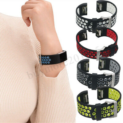 AU Sport Watch Band Strap Silicone Bracelet Smart Wristbands For fitbit charge 2