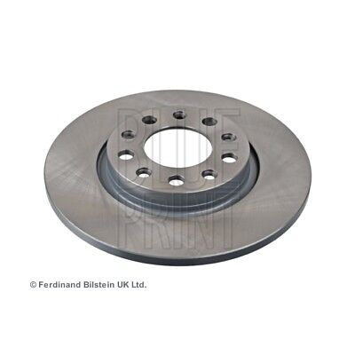 No 2 Brake Disc internally ventilated of Holes 5 front Blue Print ADA104371  Brake Disc Set