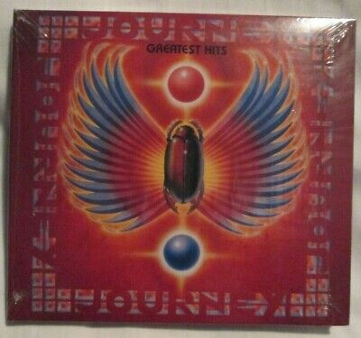 CD Journey - Greatest Hits (Columbia / Legacy, 2006) Brand new - Digipak
