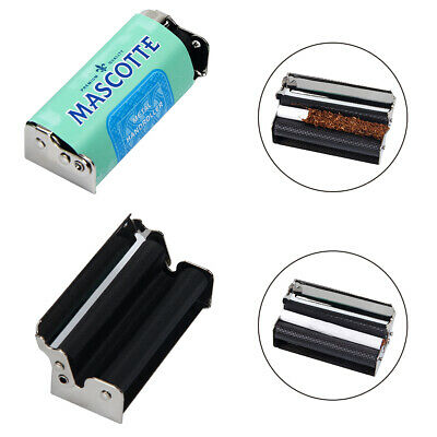 70mm Cigarette Automatic Tobacco Roller Machine Hand Smoking Rolling Maker Hot
