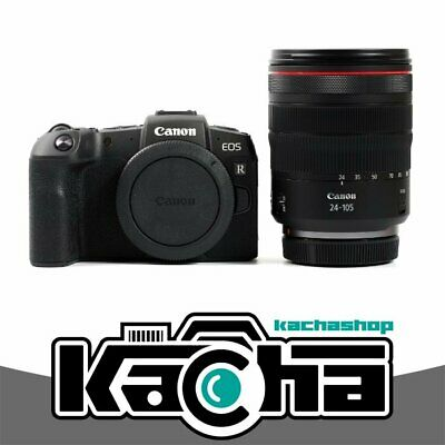 NUOVO Canon EOS RP Mirrorless Digital Camera with 24-105mm f/4L IS USM Lens