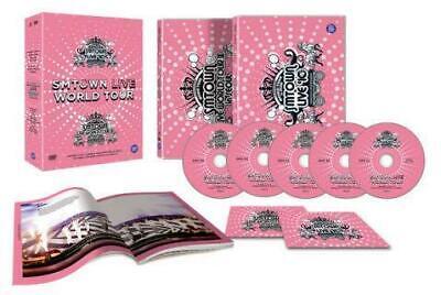 SMTOWN LIVE World Tour in Seoul DVD