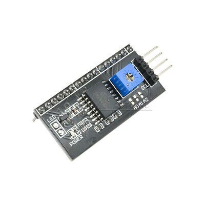 10PCS PCF8574T Port IIC I2C TWI SP​​I Serial Interface Board 1602LCD For Arduino