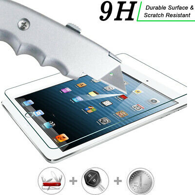 Tempered Glass Screen Protector For Apple iPad Air 1 2 10.5 2019 6th Gen Pro 9.7