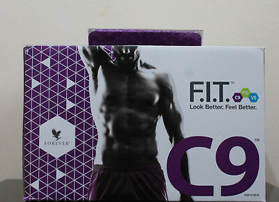 Forever Living C9 FIT Build Cleansing Programme Kit chocolate flavour