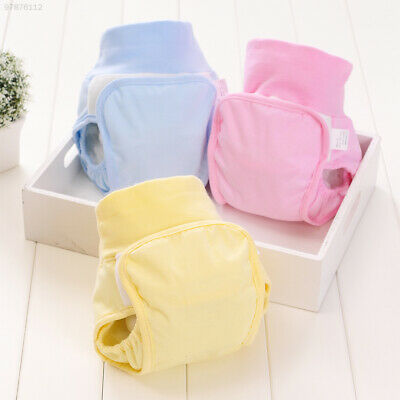 7071 Cotton Baby Nappies Newborn Training Baby Potty Pants Baby Diapers Potty