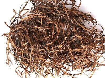 Brown Wood Wool 1kg Natural Packaging Shred Fill for Hampers and Gifts Box Dec
