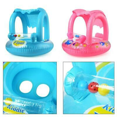 Kids Inflatable Circle Newborn Float Infant Baby Swimming Pool Swim Ring Safety